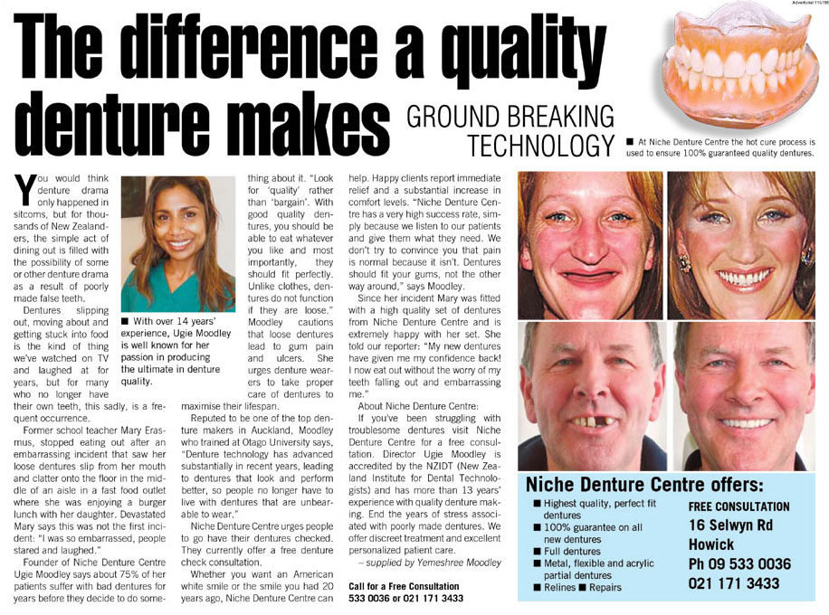 Niche Dental in the news